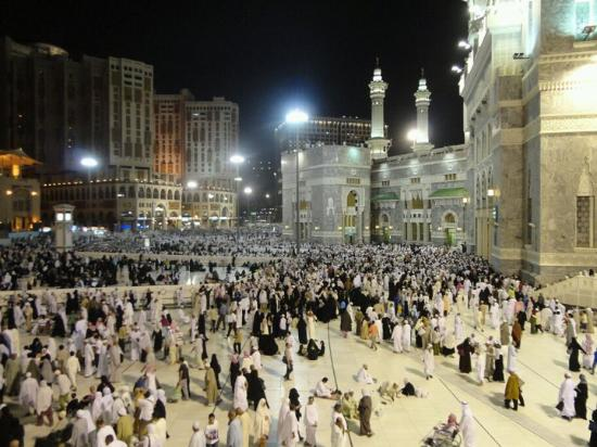 After Isha prayer - Picture of Grand Mosque, Mecca - TripAdvisor