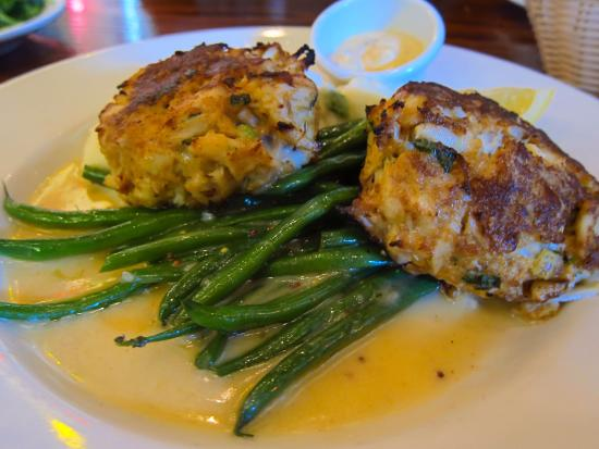 Crab Cakes Picture of Atlanta Fish Market Atlanta TripAdvisor