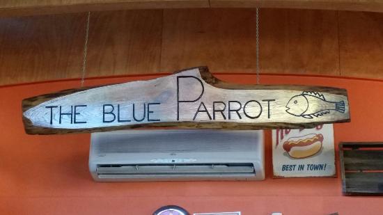 Macleay Island, Australia: Blue Parrot