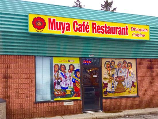 Muya Restaurant Kitchener