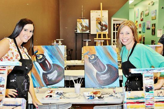 Swirlz Art Studio