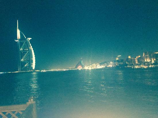 Jumeirah Dar Al Masyaf at Madinat Jumeirah: View from Pierchic
