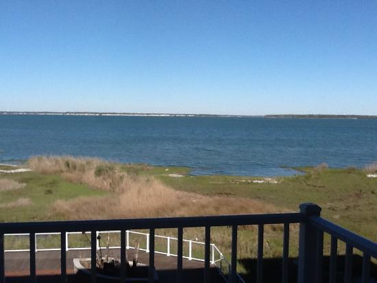 view of bay from hampton inn room in ocean city maryland very quiet rh tripadvisor co nz