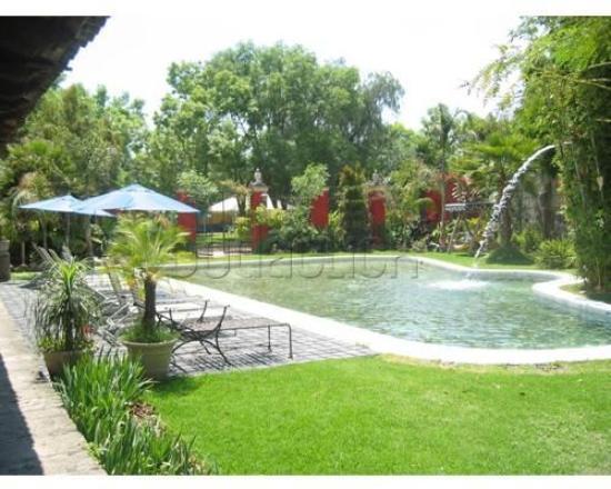 Hacienda Tzintzimeo: frescura