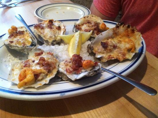 Jackson, MS: Oysters 1