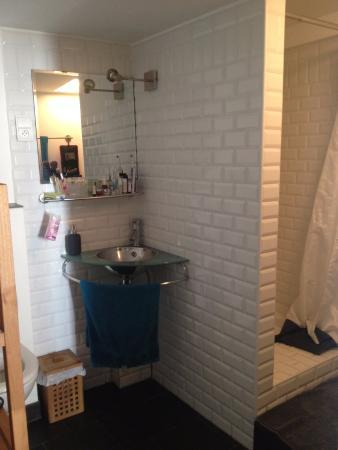 Le Rayon Vert : Ванная комната