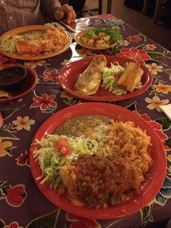 Mesilla, NM: Oh my, lovely food!