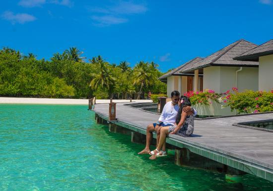 Lankanfinolhu Island لوحة