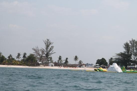 Image result for pantai jimbaran belitung