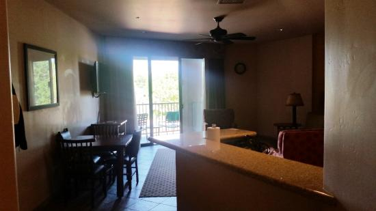 Bell Rock Inn: 1BR Suite with kitchen