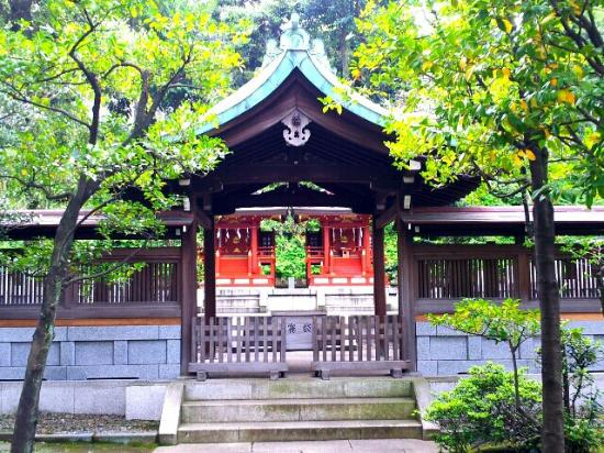 Shirokane Hikawa Shrine