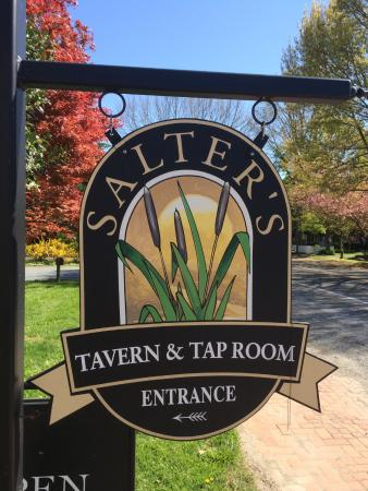 Oxford, MD: Salter's at the Robert Morris Inn