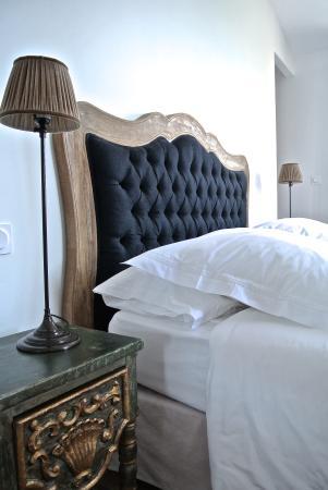 Le Boulou (El Voló), Francia: Vue chambre double Grand Charme