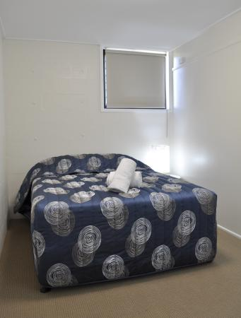 Alexandra Park Motor Inn: Apartment Bedroom
