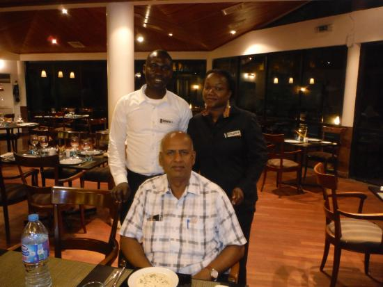 The Moorhouse Ikoyi Lagos - MGallery Collection: We could get Indian food of our taste in Lagos hotel the moorhouse- staff were highly helpful