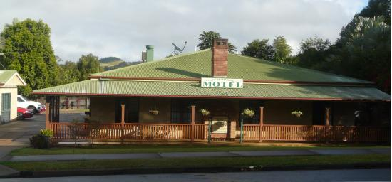 Yungaburra, Australia: Curtain Fig Motel