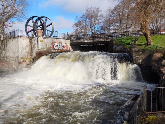 นูเชอปิง, สวีเดน: Vatten