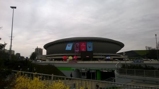Spodek Arena Katowice Picture Of Spodek Katowice