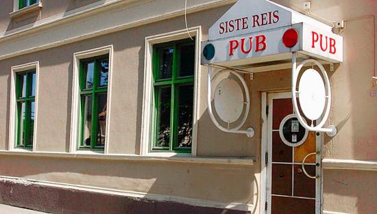 Siste Reis Pub: OLD and classic