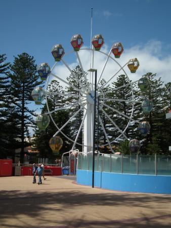 Glenelg, Australia: Big wheel