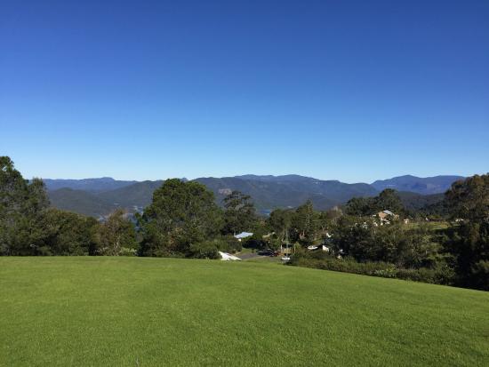 Lower Beechmont, Austrália: Lovely July day