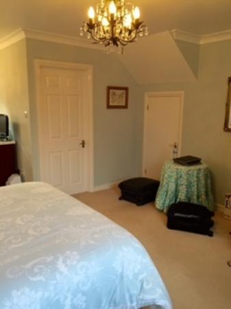 Paxford, UK: Spacious room