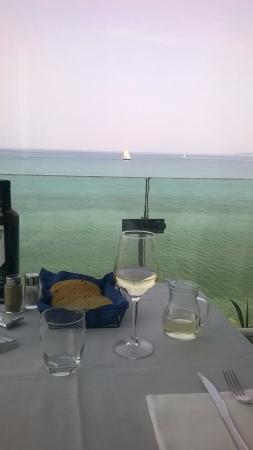 La vista! - Picture of Le Terrazze, Desenzano Del Garda - TripAdvisor