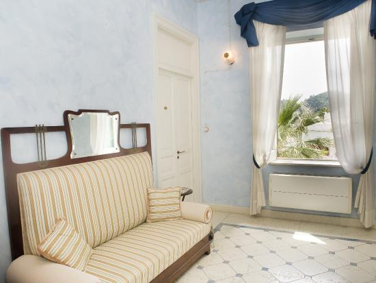 Villa Liberty Resort: zona relax