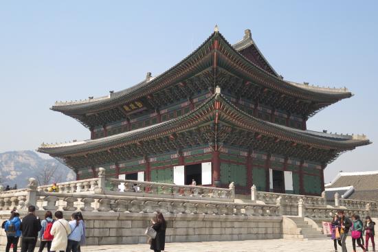 Hasil gambar untuk gyeongbok kingdom