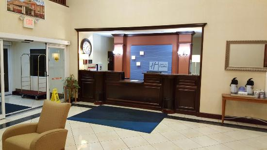 Holiday Inn Express Hotel & Suites Spring Hill: Holiday Inn Express Hotel in Spring Hill, Florida.
