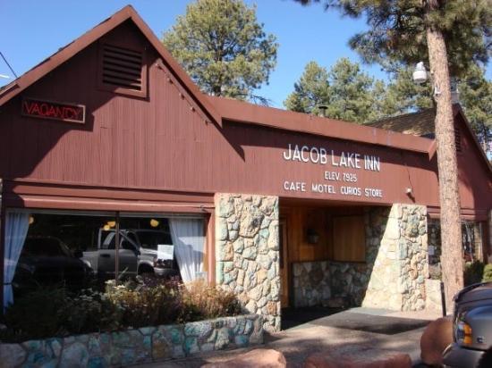 Jacob Lake, AZ: Blends Into the North Rim Turn Area