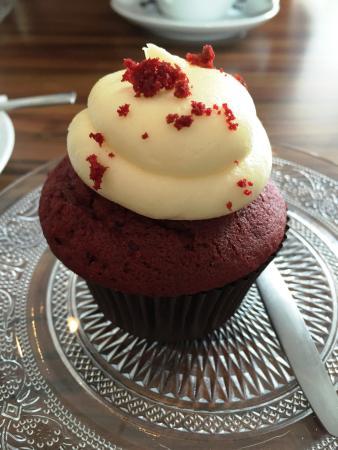 Puur : Cupcake Redvelvet