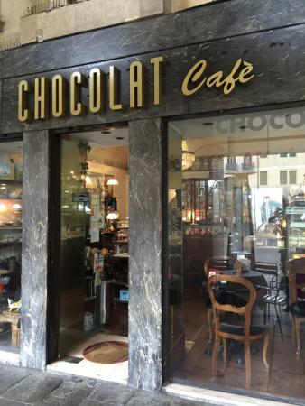 Chocolat Caffe'