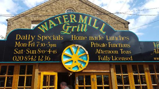 The Watermill Restaurant & Grill