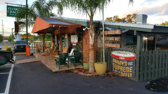 Florida Cracker Kitchen in Brooksville, Florida. - Picture of ...