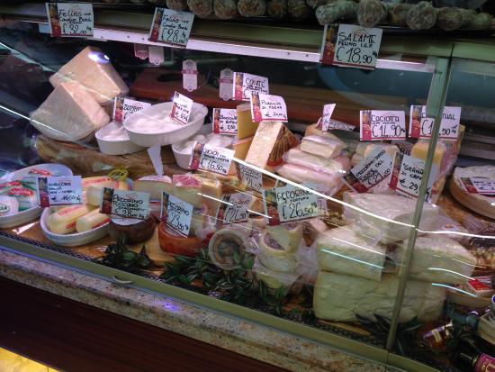 Salumeria Garibaldi: Food