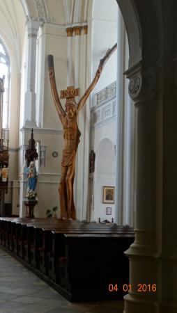 Farsky kostol navstivenia Panny Marie