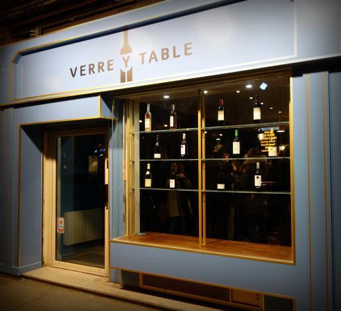 verre y table joinville le pont restaurant avis num ro de t l phone photos tripadvisor. Black Bedroom Furniture Sets. Home Design Ideas