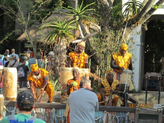 Tam Tam Drummers of Harambe