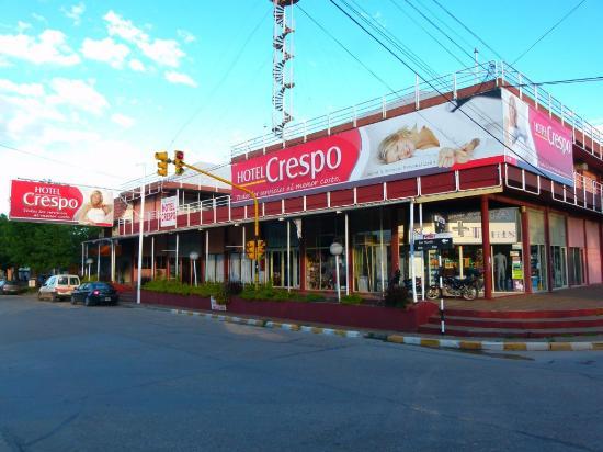 Hotel Crespo - Fachada