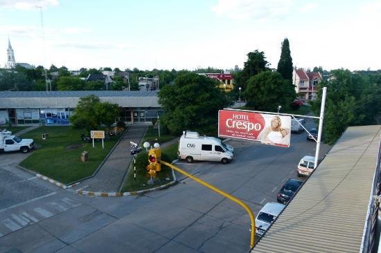 Crespo, อาร์เจนตินา: Ubicada detrás de la Terminal de Ómnibus