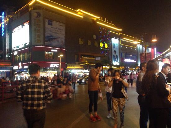 Kaifeng, China: Gulou Square
