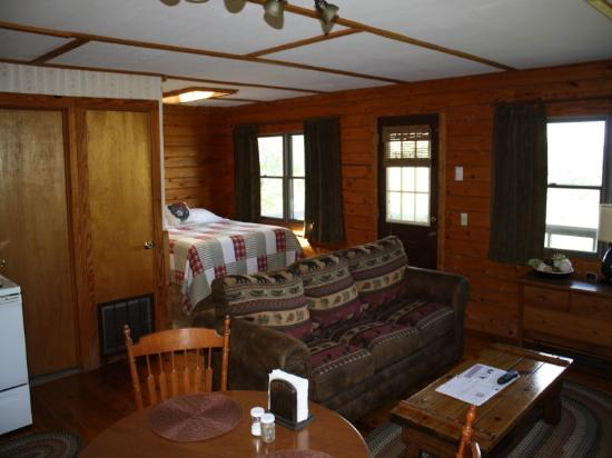 Arkansas White River Cabins: Cliffside Cabin 3 overview