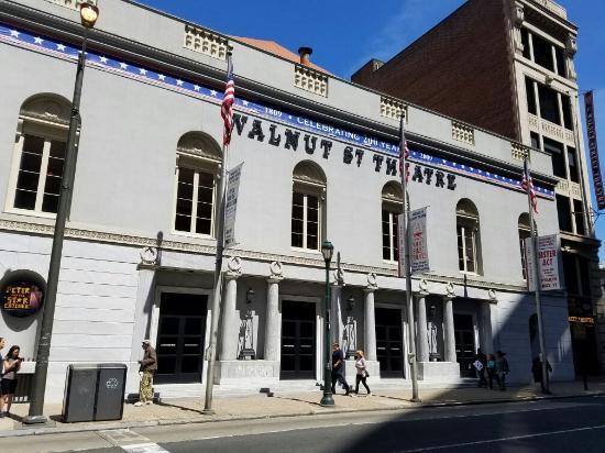 Walnut Street Theatre : 20160416_124226_large.jpg