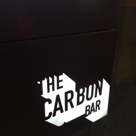 in house water picture of the carbon bar toronto tripadvisor rh tripadvisor com