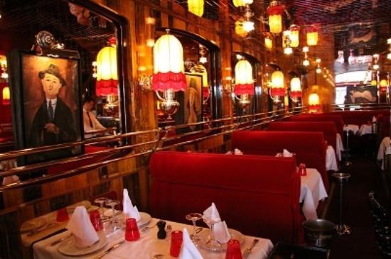 Cafe De La Rotonde Paris