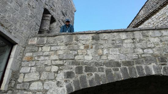 Chateau de Balazuc Photo