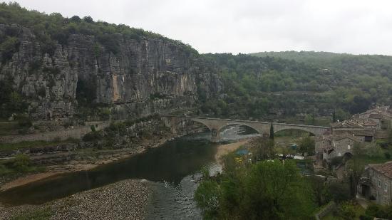 Landscape - Chateau de Balazuc Photo