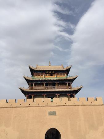 Jiayuguan, China: 嘉峪關關城