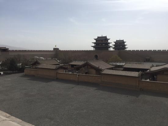 Jiayuguan Fortress: 嘉峪關關城